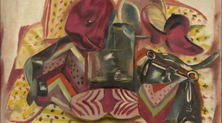 Another Te Papa art treasure unpacked in Whangarei teaser image