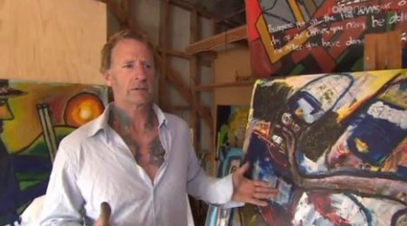 Simon Kerr Artist Floor Talk teaser image