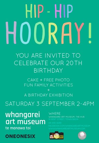 WAM 20th Birthday 182MMHX126MMW