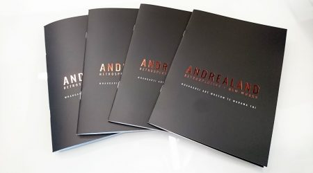 ANDREALAND | CATALOGUES NOW AVAILABLE teaser image