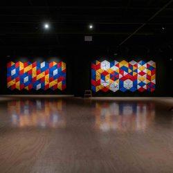 Shared Stories - an interactive sculpture by artists Trent Morgan & Kim Groeneveld