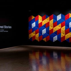 Shared Stories - an interactive sculpture by Trent Morgan & Kim Groeneveld